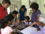 Chukkini Board Game