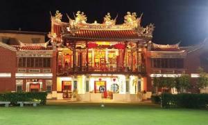 Nostalgic Penang at Cheah Kong si